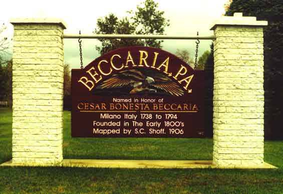 Beccaria Honor Roll